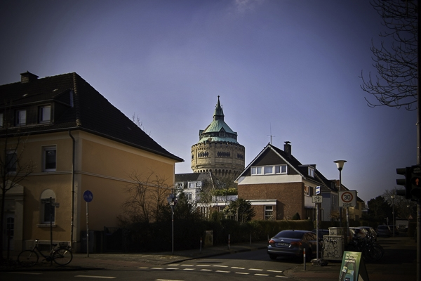 Strübig, Ulrike - Der Wasserturm